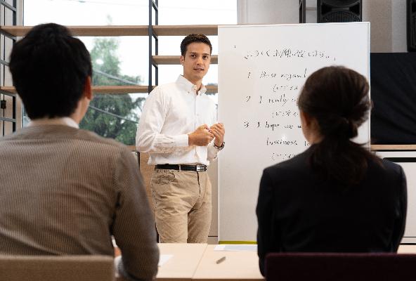 より実践的な英語力を身につける