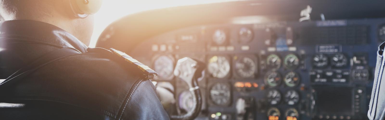 航空操縦学(パイロット)