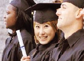 海外大学卒業